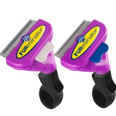 FURminator《第四代》神奇貓用刮毛梳-M號