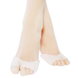足的美形  露趾分趾前掌套(2雙)