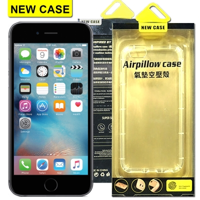 NEW CASE IPHONE 6/6s PLUS (5.5吋) 氣墊空壓殼
