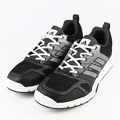 ADIDAS-男訓練鞋BA8947-黑