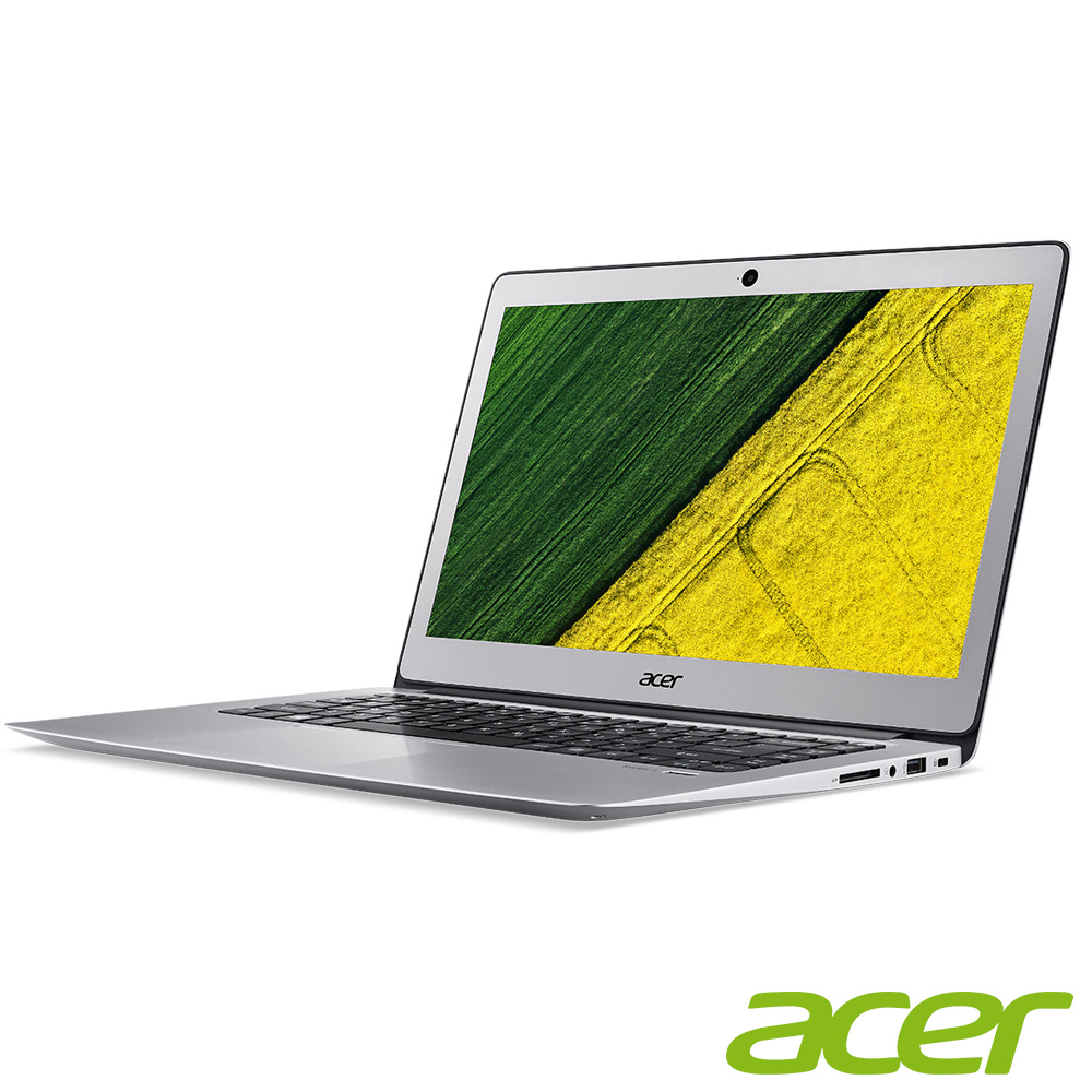 acer SF314-51-50FR 14吋筆電(i5-6200U/8G/256G/銀