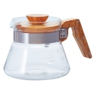 【HARIO】V60橄欖木40好握咖啡壺400ml VCWN-40-OV
