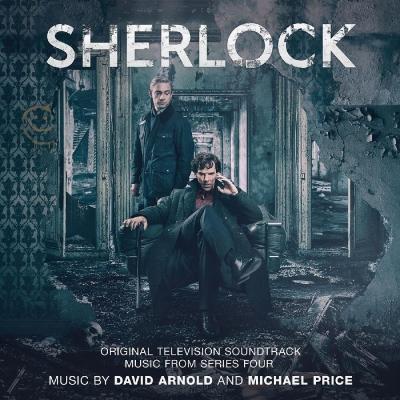新世紀福爾摩斯 第三季 電視原聲帶 CD