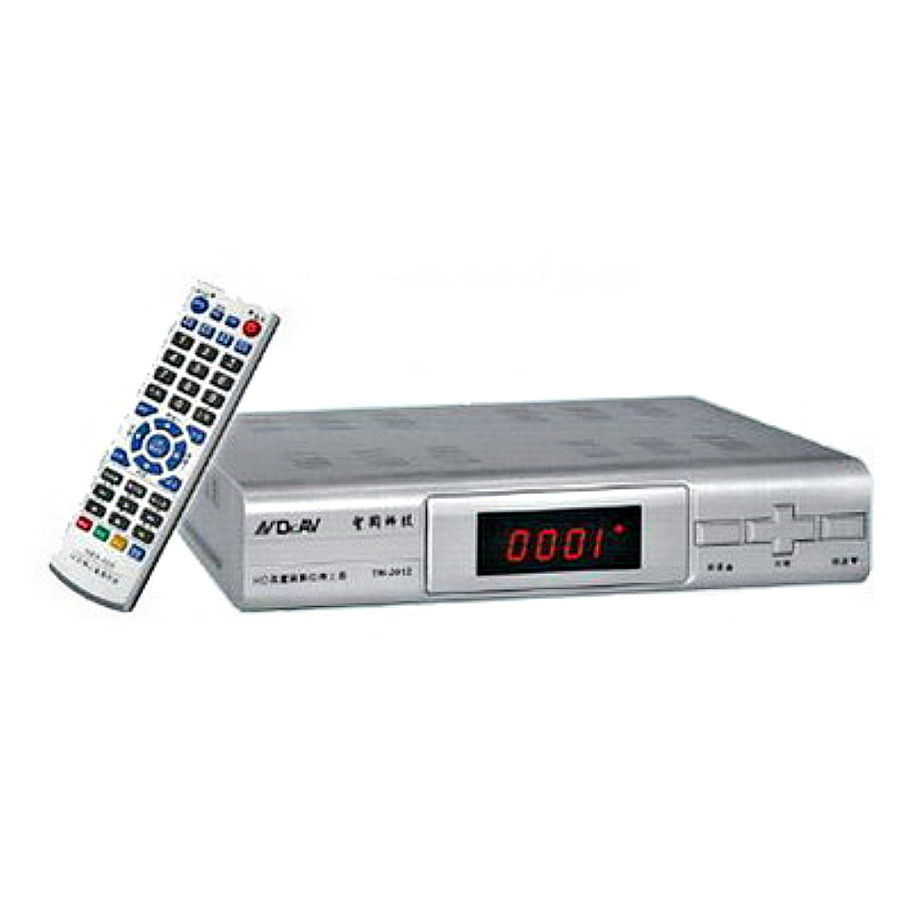 Dr.AV 聖岡科技影音犀利王 HD高畫質數位機上盒