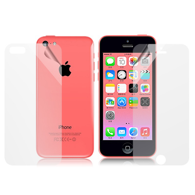 魔力 APPLE iPhone5C 霧面防眩螢幕保護貼