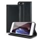 XM iPhone 8 Plus / 7 Plus 5.5吋 精美好手感羊紋隱扣皮套 product thumbnail 1
