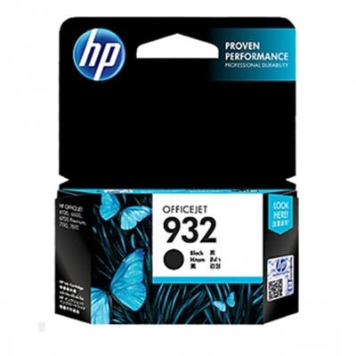 HP CN057AA  NO.932 原廠黑色墨水匣