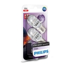 PHILIPS LED VISION P21紅光單芯LED小燈-急速配