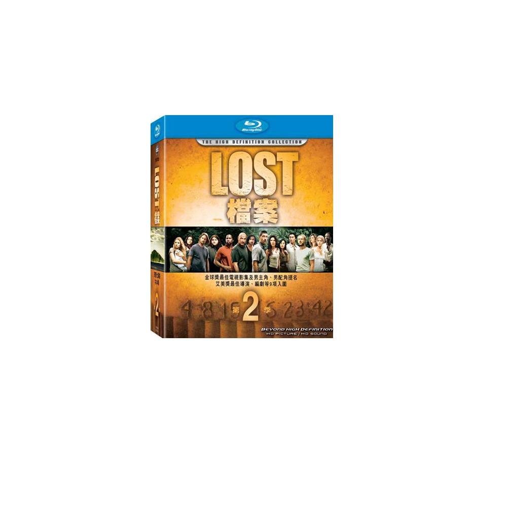 LOST檔案第二季 藍光BD / Lost Season 2