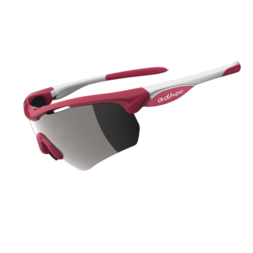 【ADHOC】運動太陽眼鏡-偏光鏡片-半框式HAWK