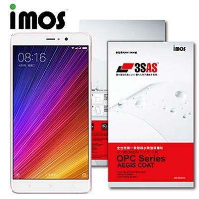 iMOS 小米5S Plus 3SAS 疏油疏水 螢幕保護貼