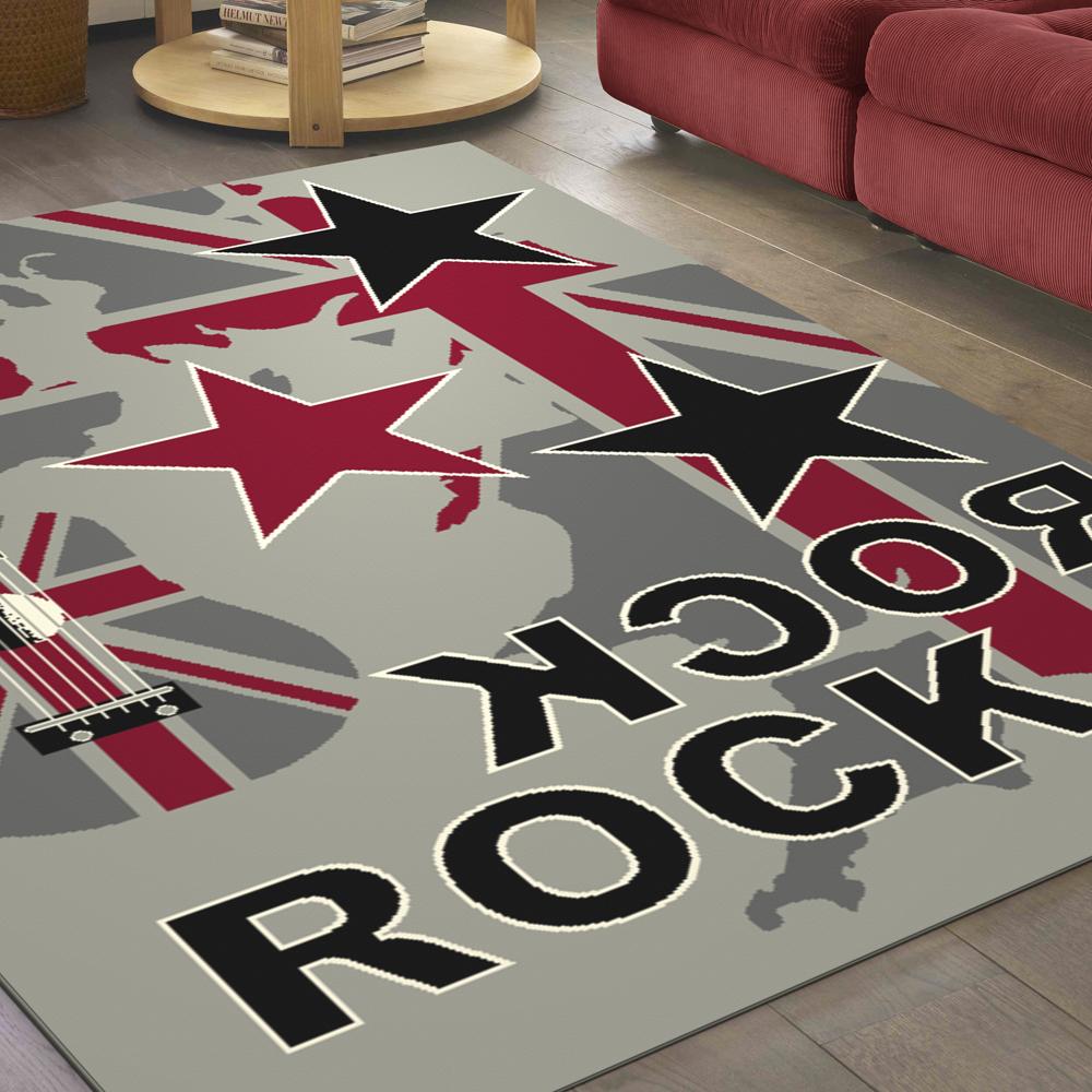 范登伯格 - 艾薇兒 多變視覺地毯 - 烏克麗麗 (160 x 230cm)