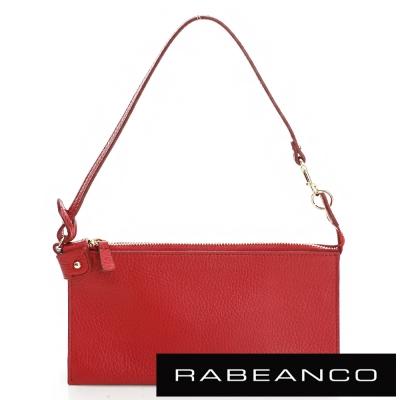 RABEANCO 迷時尚系列手拿包 紅
