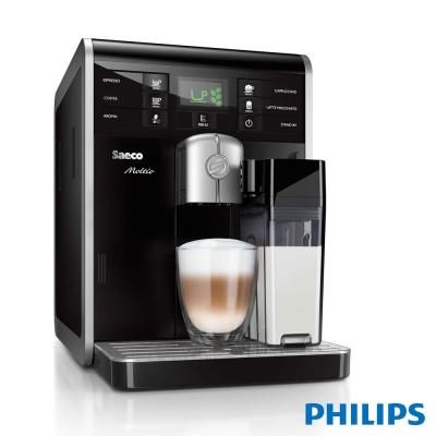 PHILIPS 飛利浦 Saeco Moltio 全自動義式咖啡機 HD8769