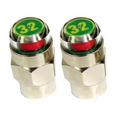 安伯特胎壓偵測氣嘴蓋(一組2入)