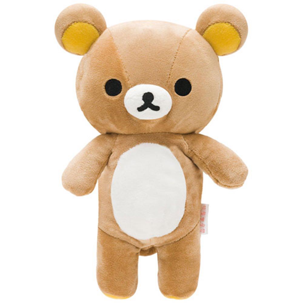 拉拉熊 21.5 cm 站姿毛絨小公仔 (S) 。懶熊