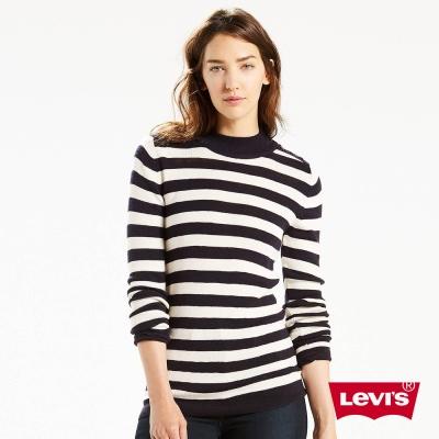毛衣 女裝 高領 - Levis