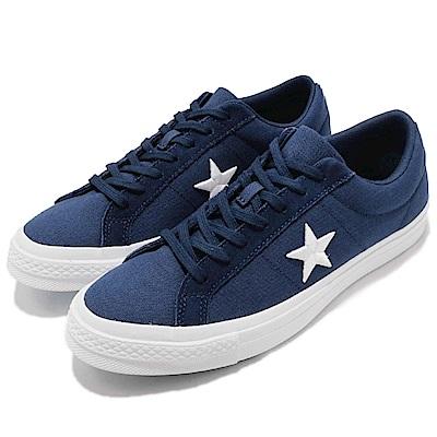 Converse 帆布鞋 One Star 男鞋