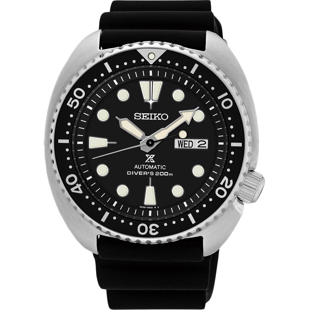 SEIKO PROSPEX SCUBA專業潛水200米機械錶(SRP777J1)-44mm