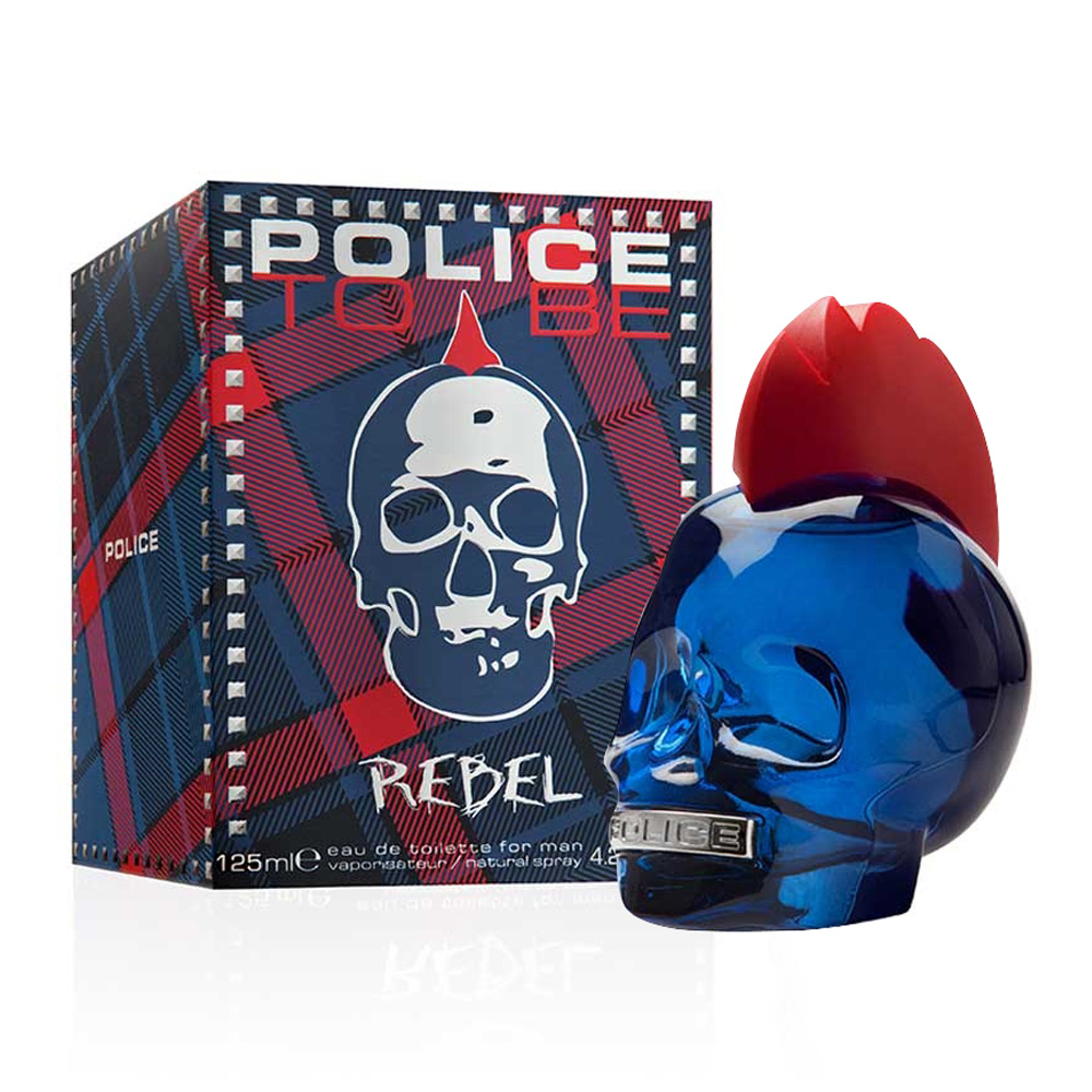 Police To Be Rebel WW 背叛之心淡香水 125ml