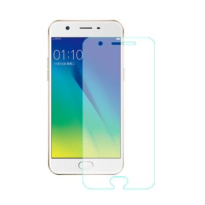 【SHOWHAN】OPPO A57 9H鋼化玻璃貼 0.3mm疏水疏油高清抗指紋