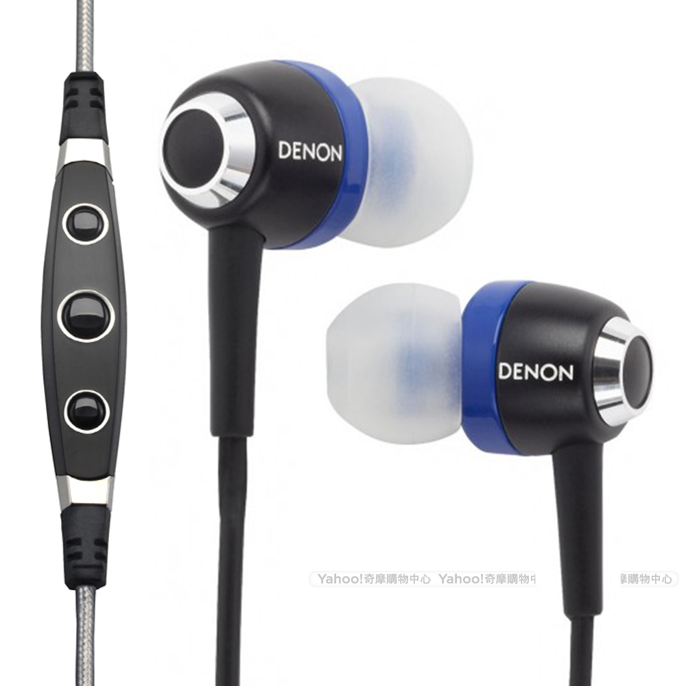 DENON 耳機 AH-C100 iPod/iPhone/iPad耳機