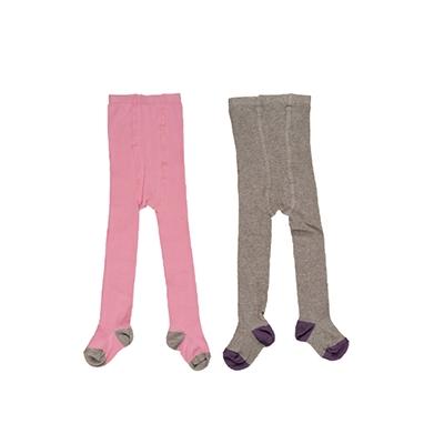 【Frugi 】TI020/TI021有機棉素色褲襪(6m~6T)