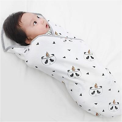 baby童衣 嬰兒純棉多功能包巾 空調毯61149