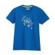 KAPPA義大利小朋友吸濕排汗速乾KOOLDRY排汗衫 義大利藍 岩草綠 product thumbnail 1