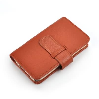 皮套王精品手工-Style-J2-筆記本款PDA式一片過-客製化皮套