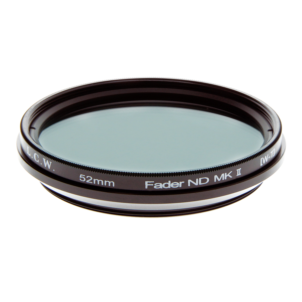 LCW Fader ND Filter mark II 52mm 可調式減光鏡