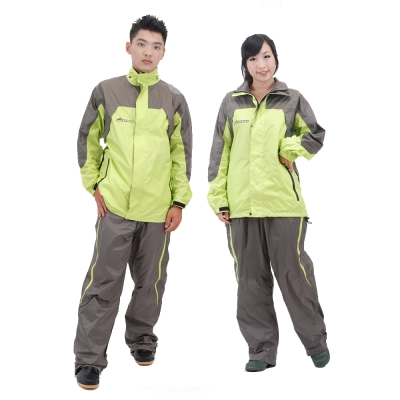 達新牌 彩仕型A09二件式休閒風雨衣