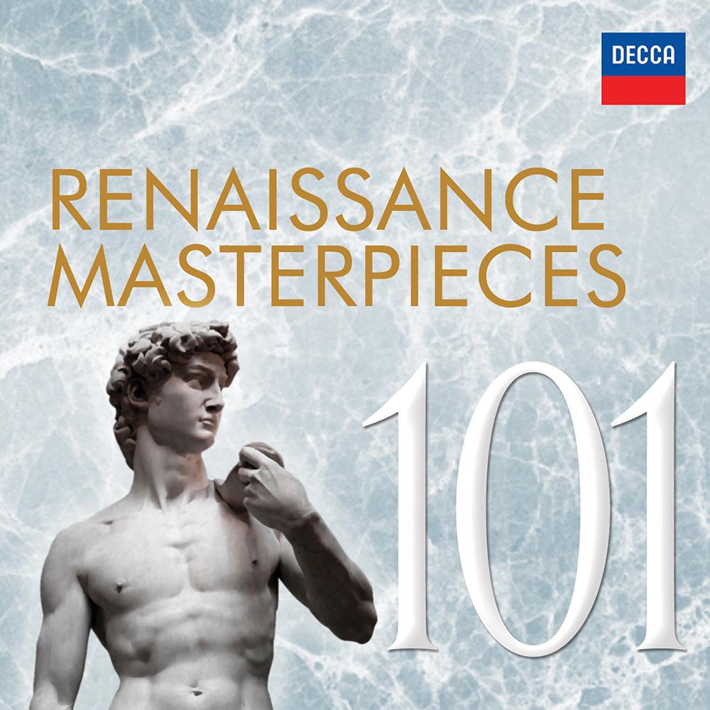 文藝復興名曲101(6CD)