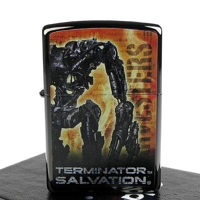 【ZIPPO】日系~魔鬼終結者:未來救贖 Terminator Salvation