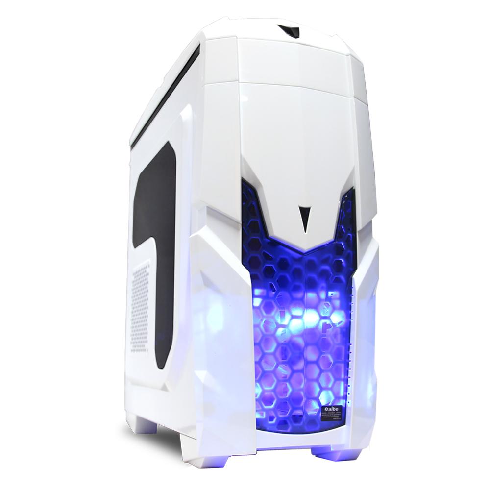 Aibo 立嵐【天行者】ATX電腦機殼《白》