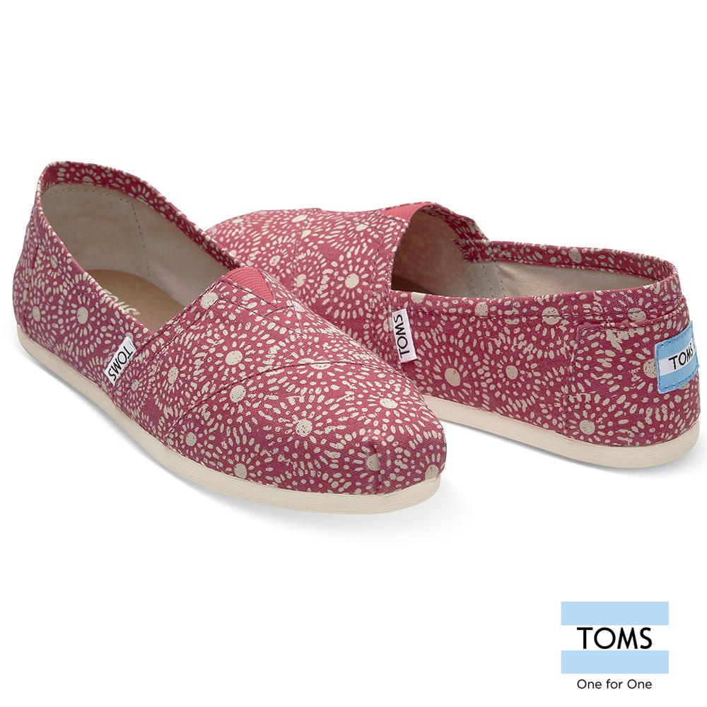 TOMS 日本紮染工藝懶人鞋-女款 @ Y!購物