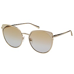 LONGCHAMP 金屬 太陽眼鏡 (金色) LO102S