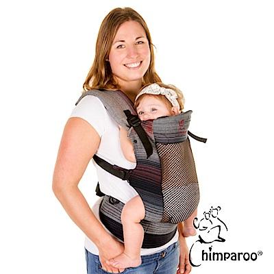 加拿大 Chimparoo Trek Air-O 透氣嬰兒揹帶,塗鴉灰