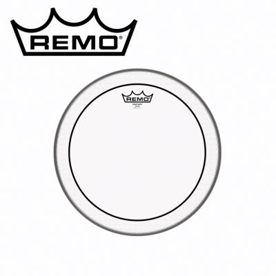 REMO PS-0313-00 13吋雙層透明油面鼓皮
