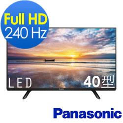 Panasonic國際 40吋 FHD液晶電視TH-40E400W