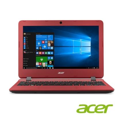 acer-ES1-132-C1MZ-11-6吋筆電-N3350-2G-32G-O365-紅