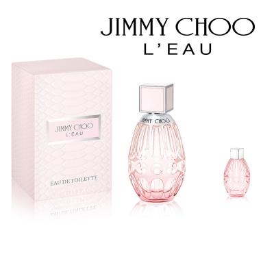 JIMMY CHOO 戀曲女性淡香水40ml(送同款小香)