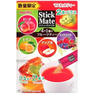 名糖 綜合水果茶(156g)