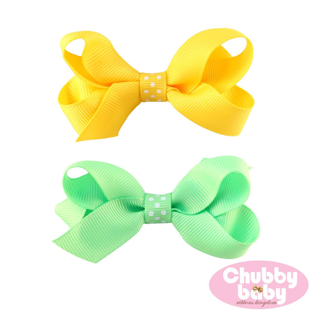 Chubby Baby巧比貝比 兒童寶寶髮夾Butterfly(A)