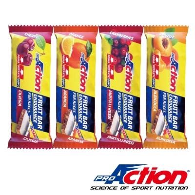 ProAction 水果能量棒 4種口味(24包入)