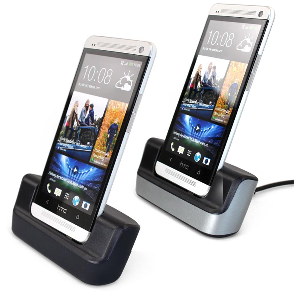 iStyle New HTC One USB充電傳輸基座