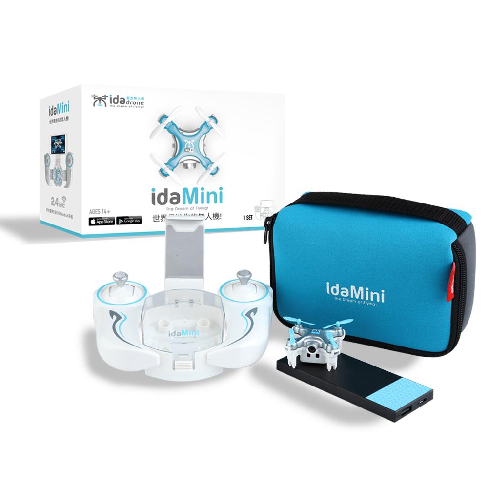 Ida drone mini 迷你空拍機 經典版 遙控飛機 內鍵鏡頭 附遙控器