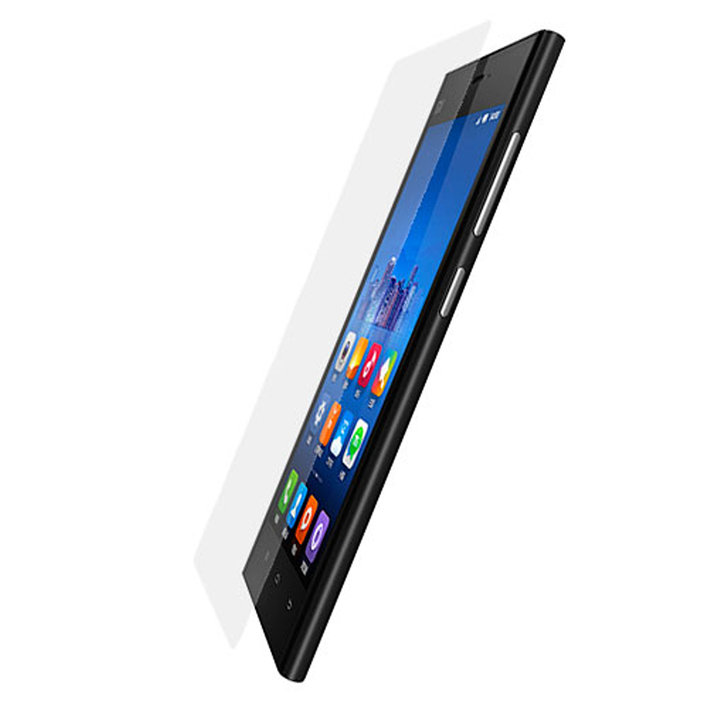 D&A Xiaomi 小米3 專用HC螢幕保護貼(鏡面抗刮)