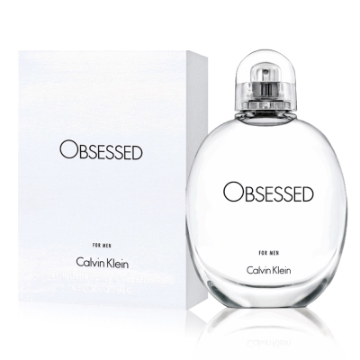 Calvin Klein Obsessed迷上了!男性淡香水75ml