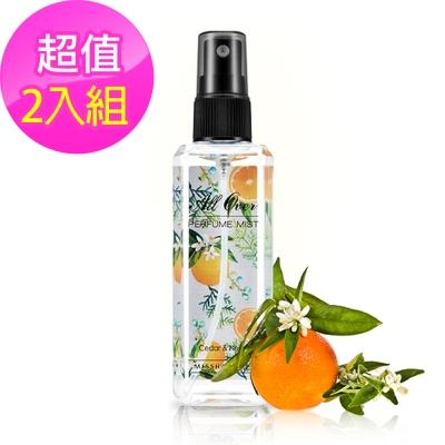 韓國MISSHA 身體香氛噴霧120ml-雪松&橙花 (2入)